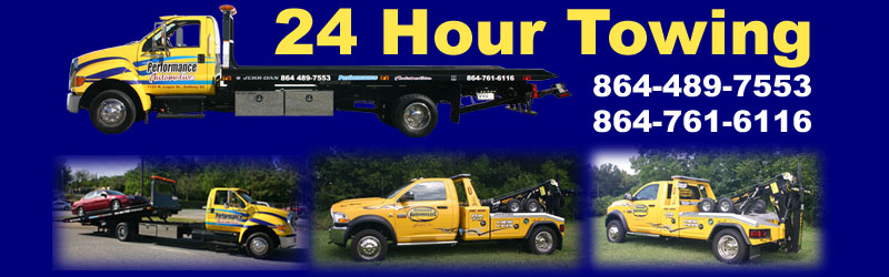 Towing Gaffney SC
